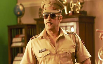 Salman Khan Starts Shooting For Dabangg 3 In His Hometown, Indore