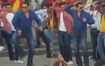 LEAKED! Salman Khan's Dabangg 3 Song Is Breaking The Internet- Watch Video