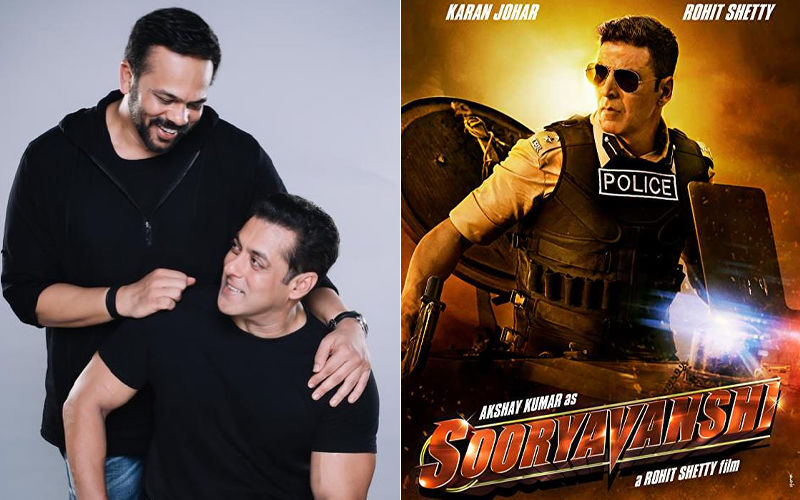 "Salman Khan Appreciates ""Younger Brother"" Rohit Shetty's Gesture Of Averting Clash; Announces Sooryavanshi's New Release Date"
