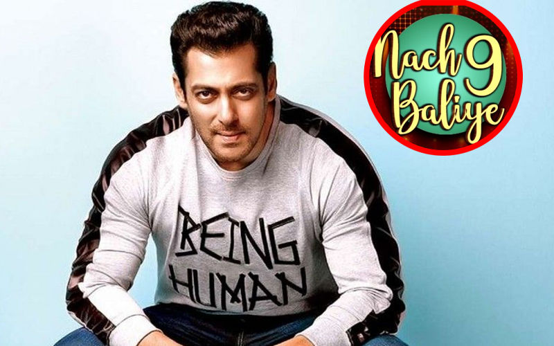 """Past Is Forgiven, Forgotten,"" Says Salman Khan On Nach Baliye's Ex-Couple Theme"