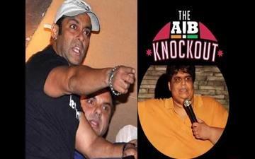 Salman Threatens AIB's Tanmay!