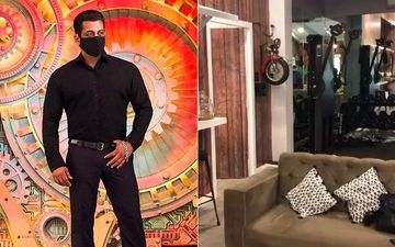 Bigg Boss 14: Step Inside Salman Khan's Luxurious Chalet; The Huge Portraits Of The Superstar's Films Cannot Be Missed-VIDEO