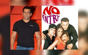 Salman Not A Part Of No Entry Mein Entry?