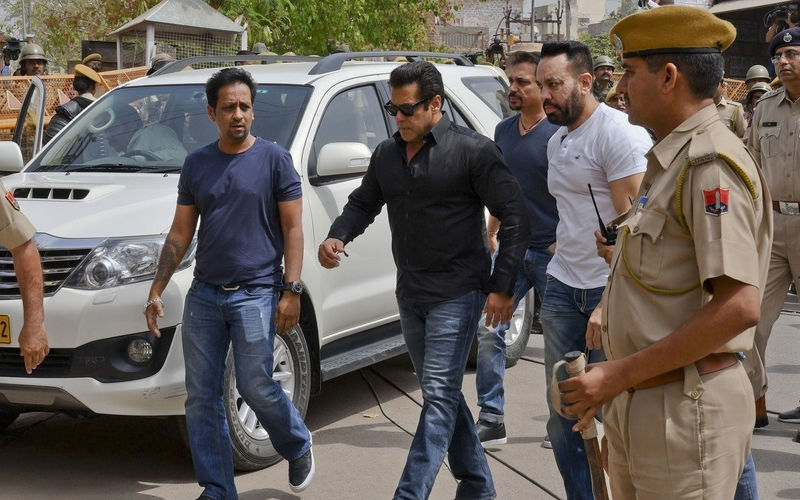 Blackbuck Poaching Case: Jodhpur Court Sets Fresh Hearing On July 4 For Salman Khan's Appeal