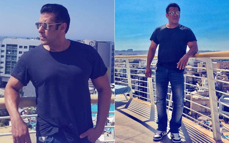 Salman Khan Looks Hot-N-Happening In First Pics Of Bharat From Malta