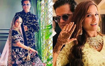 Poonam Pandey Gets Married To Longtime Boyfriend Sam Bombay: 'Here's Looking Forward To Seven Lifetimes With You'- PICS