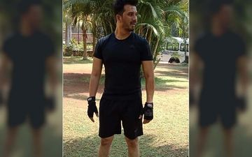 Abhijeet Khandkekar Is Working Out Even When The Gyms Are Closed! What's Your Excuse?