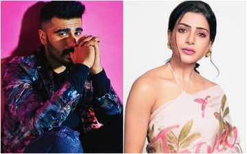 Arjun Kapoor Mentions Samantha Akkineni As His Favourite South Actress In A Tweet; Latter Gives A Response After 3 Years