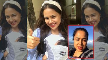 Sameera Reddy Climbs Karnataka's Highest Peak Along With Her Two-Month-Old Daughter Nyra; Shares Her Experience Through A Video