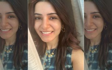 Samantha Akkineni Looks Stunning As She Flaunts Her New Piercings; Gets A Huge Thumbs Up From Her Fans- PIC INSIDE