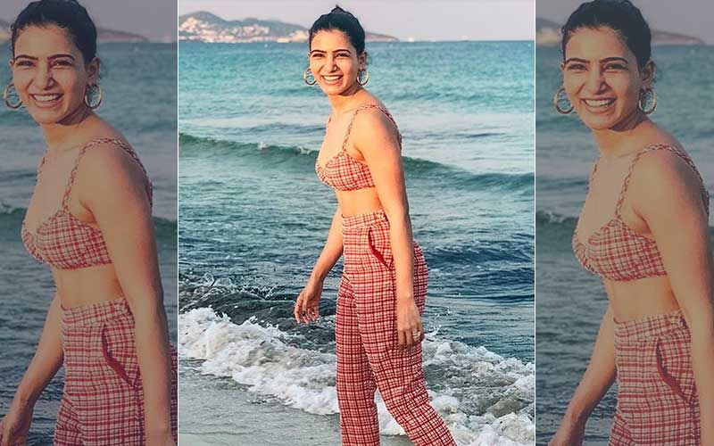Samantha Akkineni Posts An Unfiltered Selfie; Flaunts Her Flawless Skin