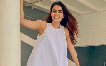 Samantha Akkineni Radiates Like A Bulb After Doing 108 Surya Namaskar; Check It Out
