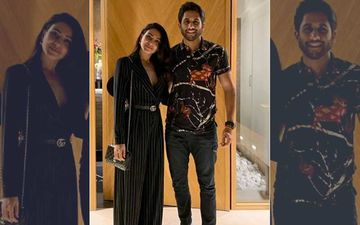 Tollywood Couple Samantha Akkineni And Naga Chaitanya Go On A Drive Flaunting Their New Hot Wheels – PICs Inside