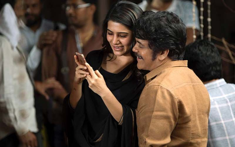 Samantha Ruth Prabhu Wishes Father-In-Law Nagarjuna On His Birthday, Amid Separation Rumours With Naga Chaitanya;Fans Hail The Actress For Her Post