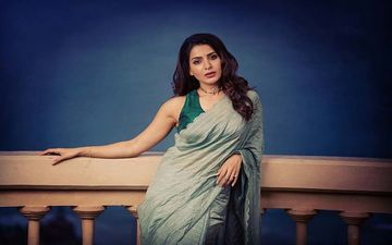 Samantha Akkineni's Love For Sarees Is Quite Evident; Actress Has Desi Girl Written All Over