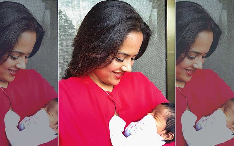 World Breastfeeding Week 2019: Sameera Reddy Shares A Powerful Message For New Dads And Loved Ones
