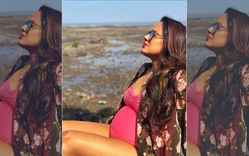 """Sameera Reddy Shares First Picture Of Her Daughter: """"We Prayed For A Baby Girl And We're Blessed"""" - Pic Inside"""