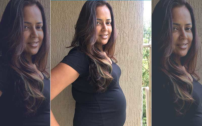 "Sameera Reddy Opens Up About Her Post-Partum Journey; Says ""Stitches Hurt Like Mad"""
