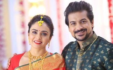 Well Done Baby: Amruta Khanvilkar And Pushkar Jog Play Newly Weds For This Upcoming Marathi Rom-Com