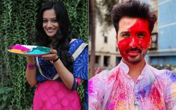 Holi 2020: Marathi Celebs Wish Fans A Happy Holi On Social Media, Catch Jitendra Joshi, Abhijeet Khandkekar, Spruha Joshi, Rishi Saxena And Isha Keskar's Posts
