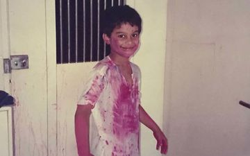 Holi 2020: Addinath Kothare's Adorable New Holi Throwback Will Take You Back To Your Childhood