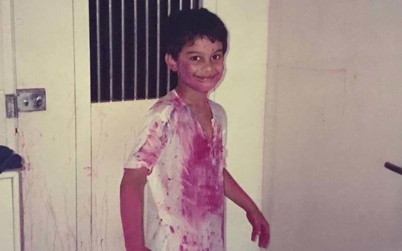 Holi 2020: Addinath Kothare's Adorable New Holi Throwback Will Take You Back To Your Childhood