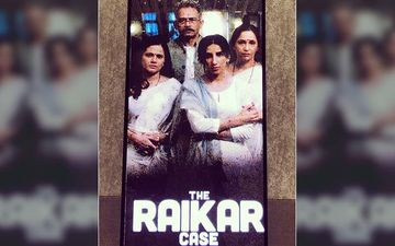 The Raikar Case: Trailer Of Lalit Prabhakar, Manva Naik, Atul Kulkarni, And Ashwini Bhave Starrer Series Launched In Mumbai