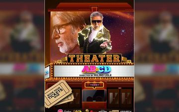 AB Aani CD: Get Ready To Witness Big B On Marathi Silver Screen Today