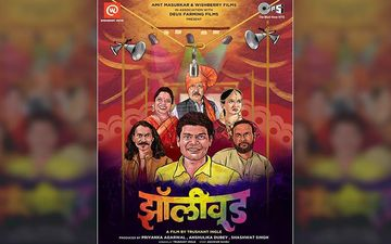 Zollywood: Trushant Ingle Reveals The First Look Of His Upcoming Marathi Comedy Releasing In April 2020