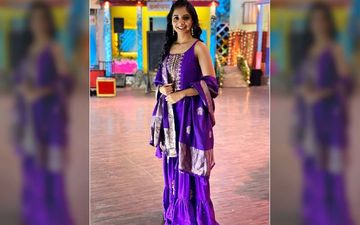 Sayali Sanjeev Dressed Like A Diva In Traditional Attire For Mann Fakiraa Promotions