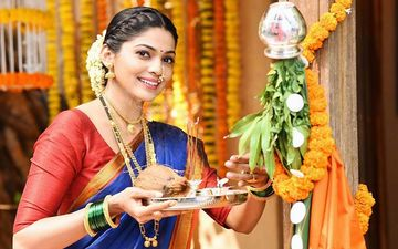 Happy Gudi Padwa: Pooja Sawant Looks Mesmerizing In Her Marathi Mulgi Look For Gudi Padwa