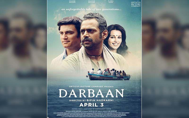 Darban: An Intriguing New Teaser Of Marathi Star Sharad Kelkar's Upcoming Hindi Film Is Out Now