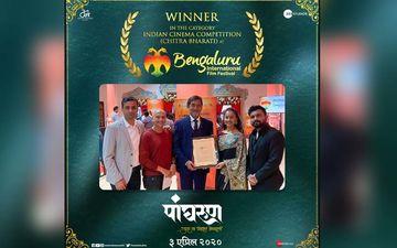 Panghrun: Mahesh Manjrekar's Panghrun Bags Best Indian Film Award Bengaluru International Film Festival