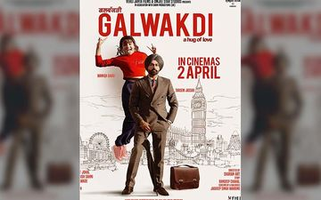 The First Look Poster Of Tarsem Jassar And Wamiqa Gabbi's 'Galwakdi' Is Out