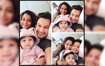 Jizah And Aai: Urmila Kothare's New Mommy Vlog, Jizah To Be The Youngest Marathi Digital Entertainer Of The Industry!