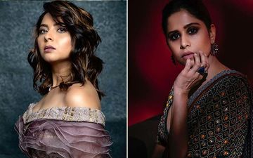 Whose Photoshoot Throwback Is More Sensuous? Sonalee Kulkarni Or Sai Tamhankar