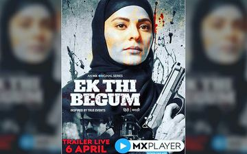 Ek Thi Begum: Did You Catch The Exciting New Trailer Of Chinmay Mandlekar's Debut Web Series?