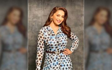 Madhuri Dixit's Unique Lockdown POA: Performs Kathak Riyaz On A Video Call With Pandit Kalinath Mishra