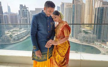 Marathi Celebrities Congratulate Sonalee Kulkarni On Her Engagement Announcement