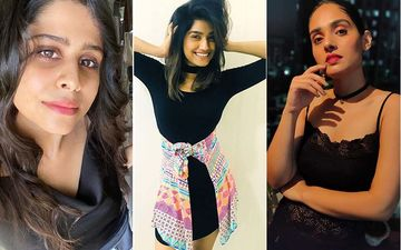 Sai Tamhankar, Rasika Sunil, And Pallavi Patil Ace The All-Black Look On Social Media