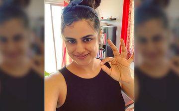 Neha Mahajan Flaunts Her Post Workout Glow On Social Media