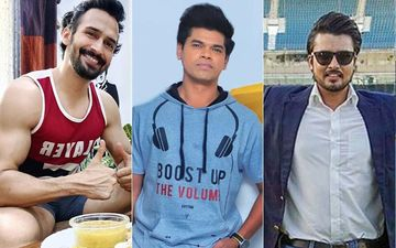 Bhushan Pradhan, Chirag Patil, Siddharth Jadhav, And Other Muscle Men In M-Town Take The Competition Up A Notch