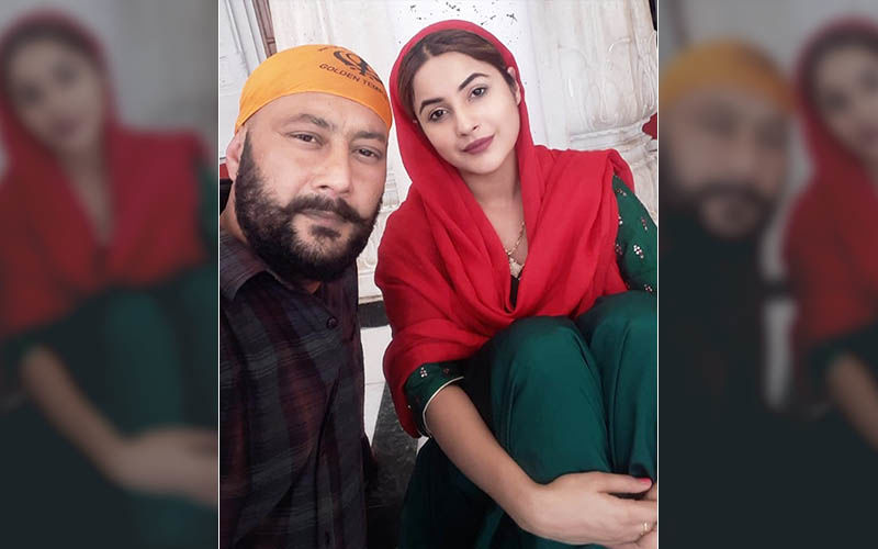 Bigg Boss 13: No More Rona-Dhona, Shehnaaz Gill Sways To Punjabi Music As Her Dad Drives The Car In This TB Video
