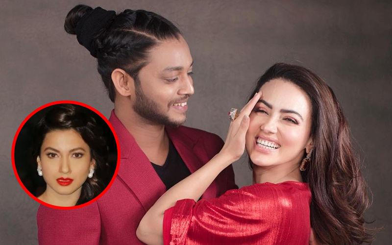 क्या बिग बॉस 6 की कंटेस्टेंट सना खान कर रही हैं अभिनेत्री गौहर खान के एक्स-बॉयफ्रेंड मेल्विन लुईस को डेट?