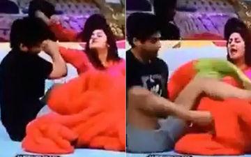 Bigg Boss 13: Shehnaaz Gill Slaps Sidharth Shukla, Leaving Him Shocked; Madhurima Tuli Flings A Shoe At Vishal Aditya Singh