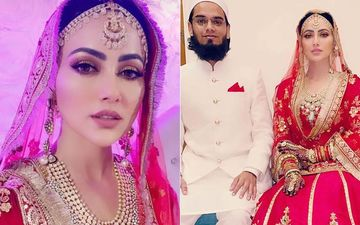 Sana Khan Changes Her Name On Social Media After Getting Married To Mufti Anas, Shares More UNSEEN Pictures From Her Wedding