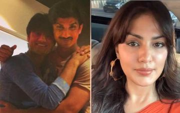 Sushant Singh Rajput Death: Producer Sandip Ssingh HITS Out At Rhea Chakraborty For Saying She Wasn't Invited To SSR's Funeral; 'Was It A Birthday Party Or Film Success Party?'