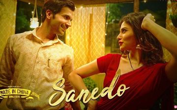 Made In China Sanedo Song: Get Your Garba Groove On With   Rajkummar Rao And Mouni Roy's Latest Track