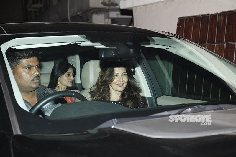 sangeeta bijlani at at salim khan s birthday bash
