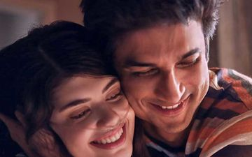 After Dil Bechara Trailer Was Released Sushant Singh Rajput's Last Co-Star Sanjana Sanghi Thought 'SSR Will Text Me'